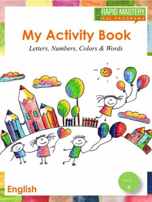 Pre-K (English) - My Activity Book