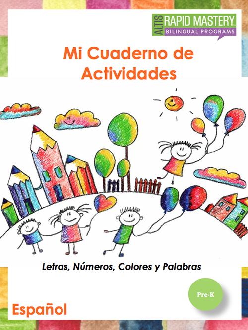 Pre-K (Spanish) - Mi Cauderno de Actividades